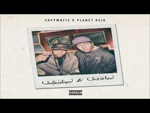 Copywrite & Planet Asia - Unfinished & Untitled (Full Album)