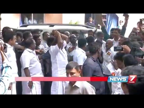 Madras HC advice TN police to proceed with legal actions against Vijayakanth | News7 Tamil