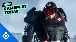 New Gameplay Today - Star Wars Jedi: Fallen Order