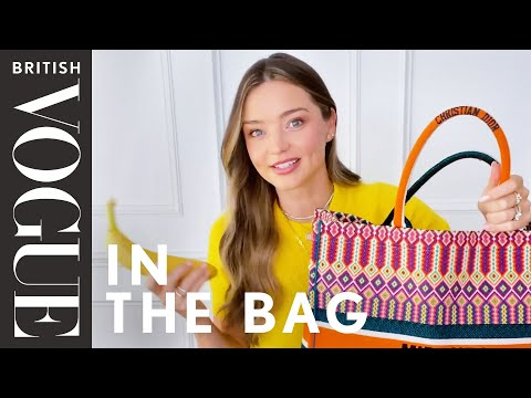 Miranda Kerr: In The Bag | Episode 38 | British Vogue