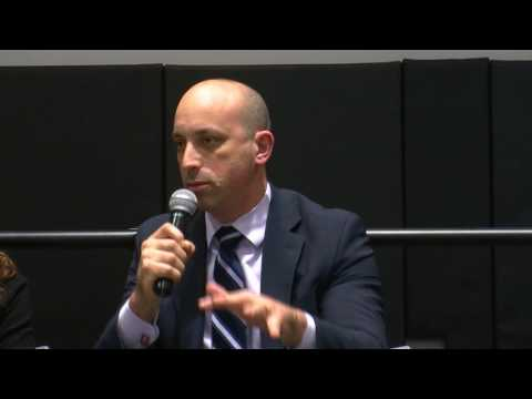 Panelists debate Trump and the Jews