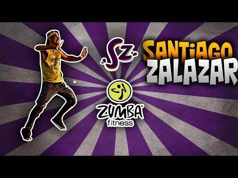 Santiago Zalazar. Live Class Zumba Fitness Campo Viera Mnes. Argentina