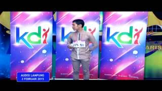 Audisi KDI 2015 MNCTV Kota Lampung