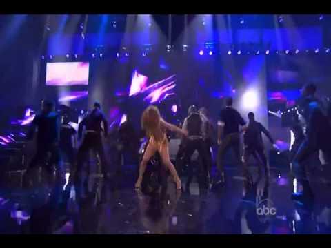 Jennifer Lopez - Papi  & On the floor - Live @ AMA 2011, featuring Pitbull [HQ]