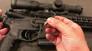 AR MAGLOCK Malfunction Clearing Safety Video
