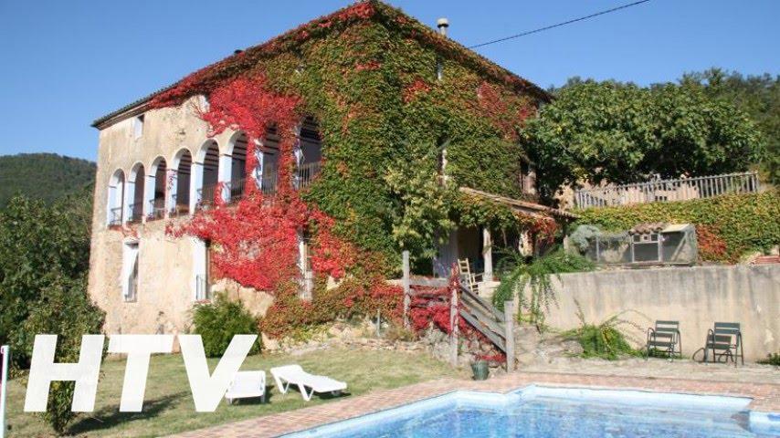 Casa rural mas garganta en la pinya youtube - Casa rural en rupit i pruit ...