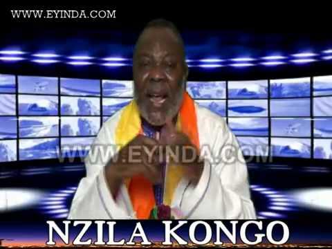 Nabi Lukombo Bisuaki / Leader Spirituel De Nzila Kongo