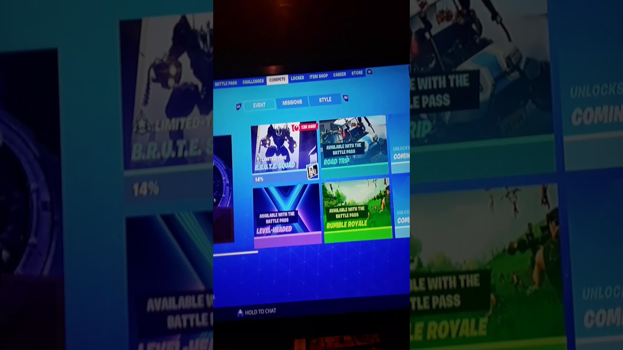 Fortnite Account for sale with Havoc, Sub Commander $10 ...