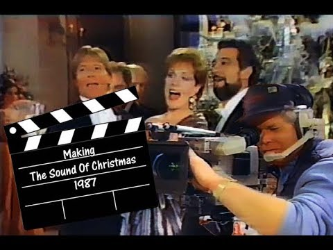 Sound Of Christmas.Making The Sound Of Christmas 1987 Julie Andrews