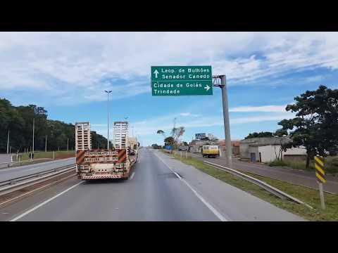 GOIÂNIA, BRASIL DIARIO DE BORDO DE UM CAMINHONEIRO