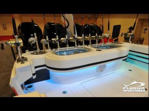 Nor-Tech 392 Super Fish - FS Boat Review From The 2012 Ft. Lauderdale Boat Show