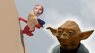Human Fall Flat: Skin Hoodie Yoda