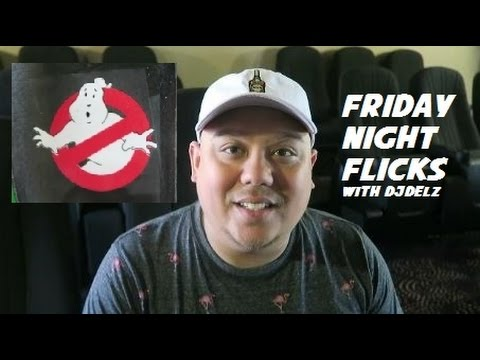 fb3f71a0af61 Ghostbusters Team Up With Nas   Fila - Friday Night Flicks - YouTube