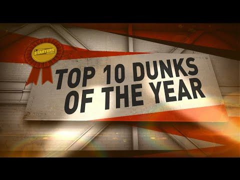 The Man Cave - Top 10 Dunks of the 2018-'19 NBA Season