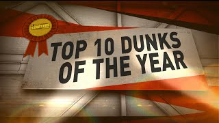 Top 10 Dunks of 2018-'19 Video