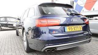 Audi S6 Avant 2013 Videos
