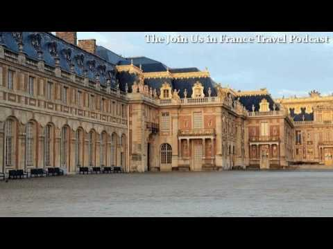 Versailles Chateau, a Day-Trip from Paris, Episode 14