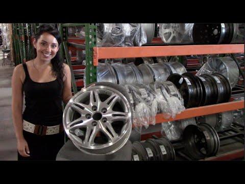 Factory Original Acura RSX Rims OEM Acura RSX Wheels - Acura rsx wheels