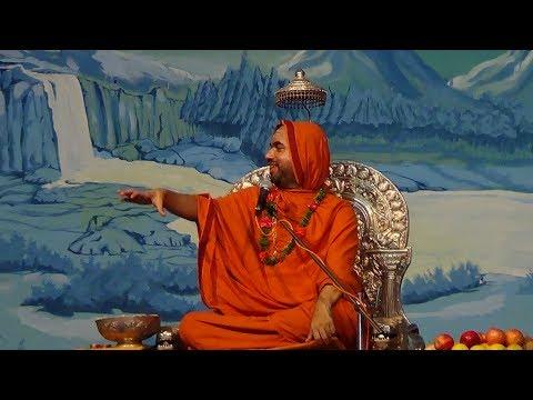 Ashirvachanam by Shri Shri Raghaveshwara Bharathi Mahaswamiji - 2