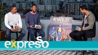 Kwezi, SA's First Comic Superhero