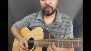 Malata babareku se guitar lesson
