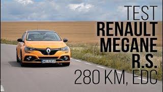 TEST: Renault Megane R.S. / 1.8 turbo / 280 KM / EDC - sportowe emocje za rozsądne pieniądze