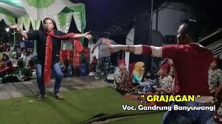 Lagu Grajagan Banyuwangi  Seni Gandrung Terob Banyuwangi