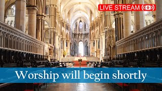 Eucharist - Sunday, 24th Oct๐ber 2021 | Canterbury Cathedral