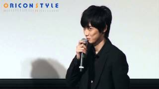 "Kanata Hongo 本郷奏多 said ""Kamsahamnida"" Dec 4th 2013 No copyright..."