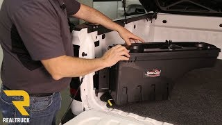 Undercover Swing Case Truck Bed Tool Box On 2014 Gmc Sierra - Fast Facts