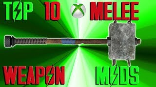Fallout 4 Top 10 Melee Weapon Mods Fallout 4 Top 10 Melee Weapon Mo...
