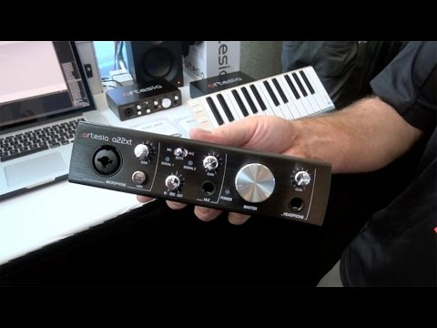 [NAMM] Artesia new products