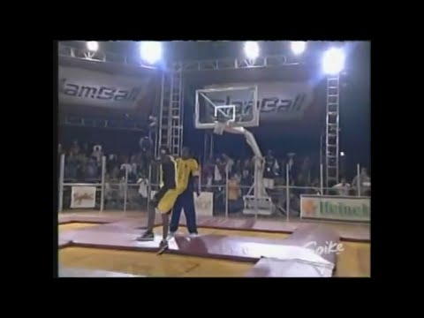 SlamBall - slam dunk contest 2003 !