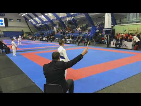 Karate Estonian Open 20.01.2018.