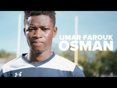 Umar Farouk Osman: 2016-2017 Gatorade National Boys Soccer Player of the Year