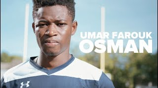 Umar Farouk Osman: 2016-2017 Gatorade National Boys Soccer Player of the Year