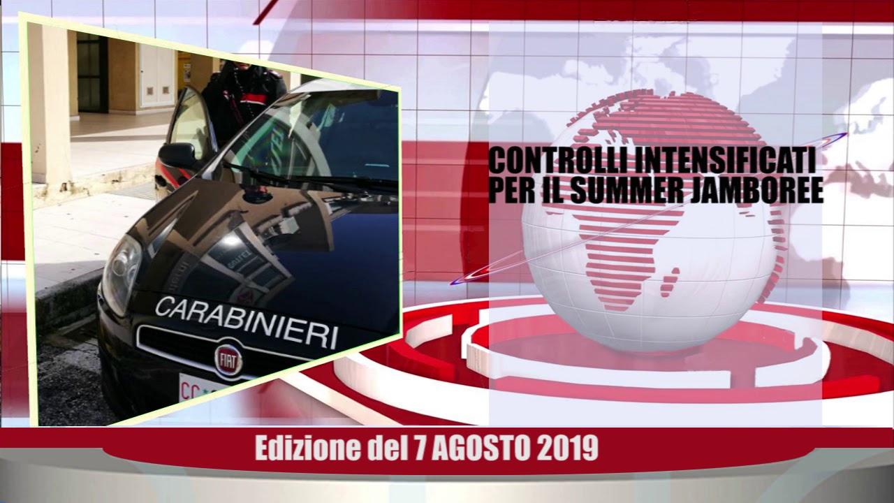 Velluto Senigallia Tg Web del 07 08 2019