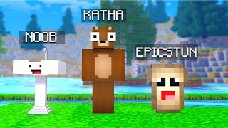 TRY NOT TO LAUGH IN MINECRAFT!