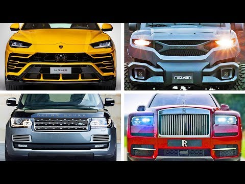 TOP 10 Most Expensive SUVs 2019