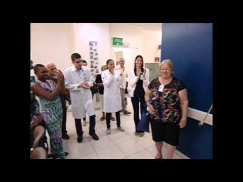 O SINO DO ICESP - HOSPITAL DO CÂNCER SÃO PAULO