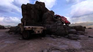 Offroad 3D eXtreme (O3DX) Vehicles