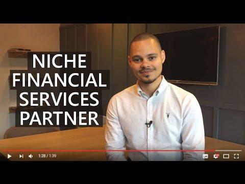 Microsoft Dynamics Company Profile | Niche Financial Services Partner
