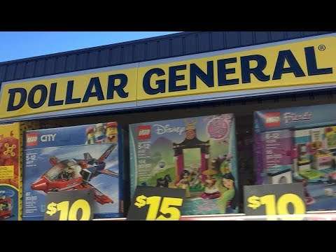 There's Lego At Dollar General!