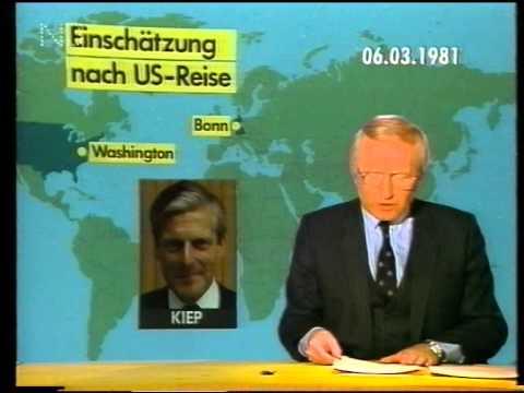 Tagesschau vom 06.03.1981