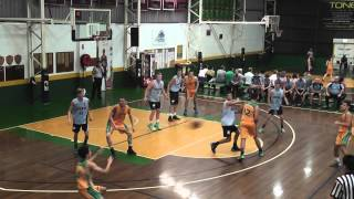 Sydney City Comets v Sutherland Sharks - Under 18 Mens Div 1 - Round 2 - 2014 ( Part 1 of 2 )