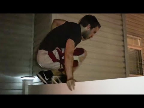 PSYCHO RECORDS HIMSELF BREAKING INTO MY HOUSE!!