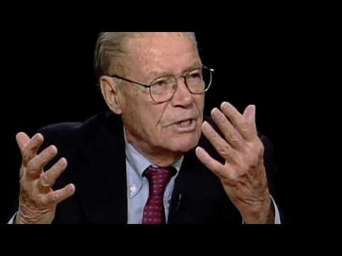 """Fog of War"": Errol Morris and Robert McNamara interview (2003)"