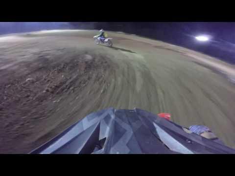 Practice at Latrobe Speedway