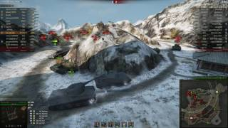 VK 100.01 (P), Священная долина, Стандартный бой