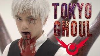 TOKYO GHOUL LIVE ACTION - JASON VS KANEKI | RE:Anime